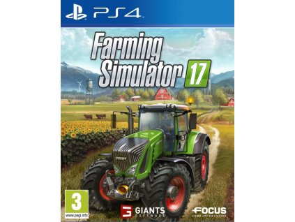 PS4 Farming Simulator 17 Nové