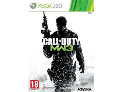 X360 Call of Duty Modern Warfare 3