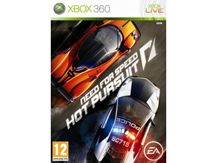 need for speed hot pursuit xbox360 boxart