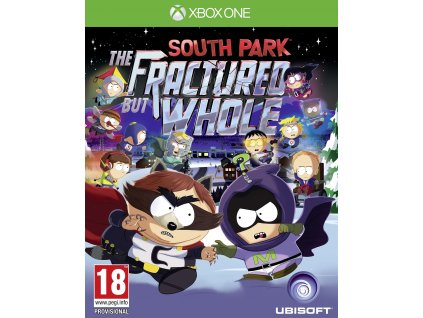 XONE South Park The Fractured But Whole