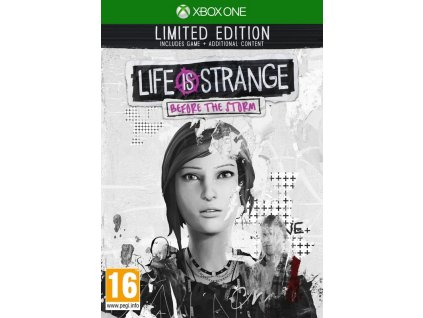 XONE Life is Strange Before the Storm Limited Edition