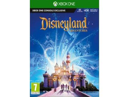 XONE Disneyland Adventures