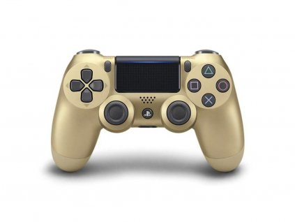 PS4 Sony DualShock 4 Gold V2