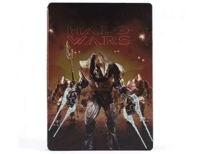 X360 Halo Wars Steelbook CZ