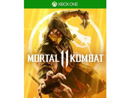 xbox one mortal kombat 11 nova