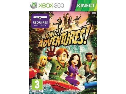 X360 Kinect Adventures