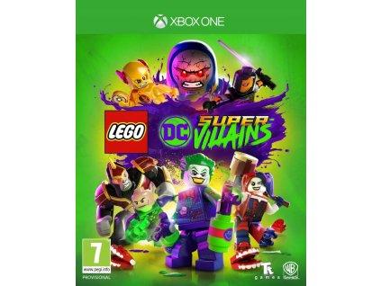 XONE LEGO DC Super Villains