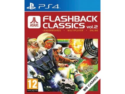 PS4 Atari Flashback Classics vol. 2