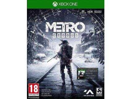 XONE Metro Exodus D1 Edition - Metro Redux