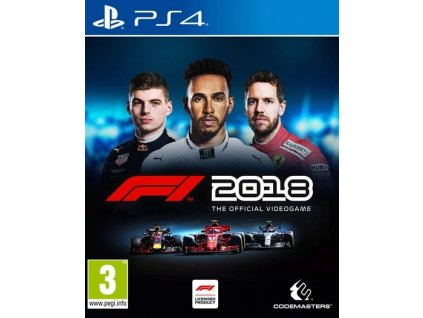 PS4 F1 2018 Headline Edition Nové