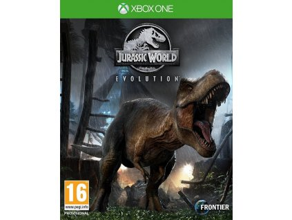 XONE Jurassic World Evolution