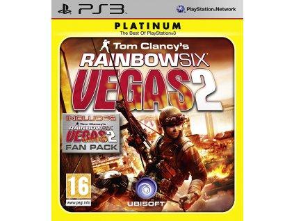 PS3 Tom Clancys Rainbow Six Vegas 2 Complete Edition