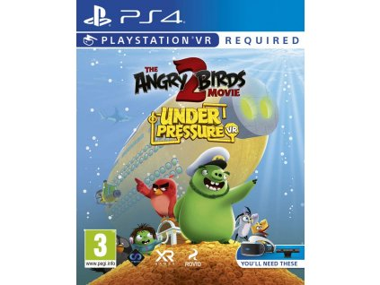PS4 The Angry Birds Movie 2 Under Pressure VR