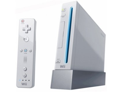 Wii Konzole Nintendo White