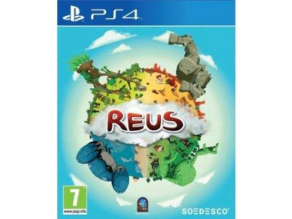 ps4 reus nova