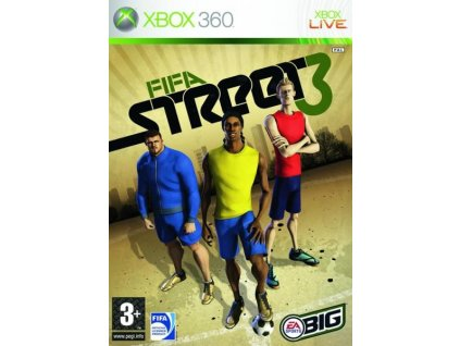 X360 FIFA Street 3
