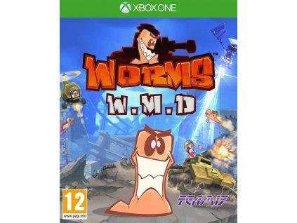 XONE Worms W.M.D
