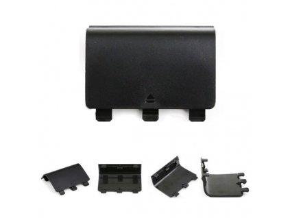 cerny kryt na baterii k xbox one wireless controller xone