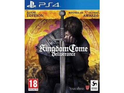 PS4 Kingdom Come Deliverance Royal Edition CZ