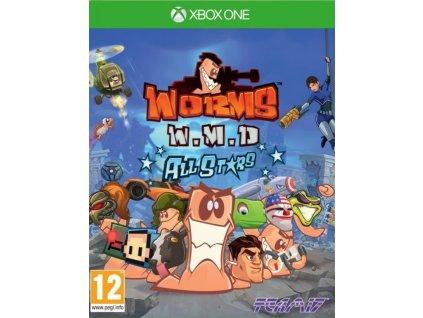 XONE Worms W.M.D All Stars