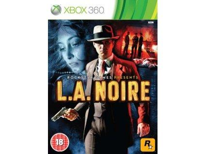 X360 L.A. Noire Nové
