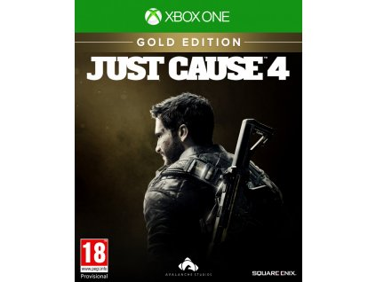 XONE Just Cause 4 Gold Edition
