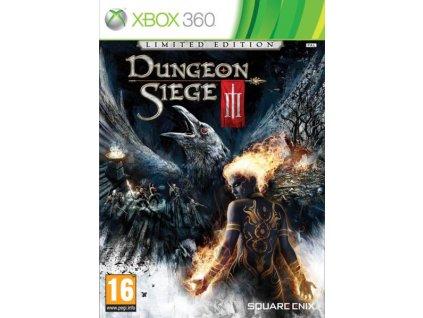 X360 Dungeon Siege 3 Limited Edition