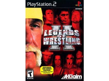 ps2 legends of wrestling 2