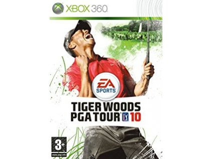 X360 Tiger Woods PGA Tour 10