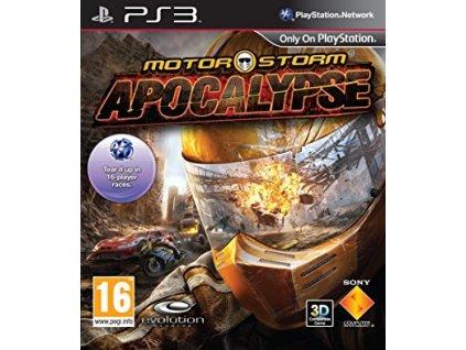 PS3 Motorstorm Apocalypse