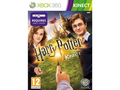X360 Harry Potter for Kinect