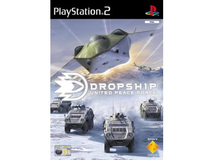 PS2 Dropship United Peace Force
