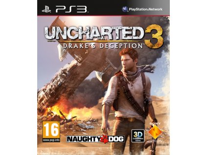 PS3 Uncharted 3 Drakes Deception