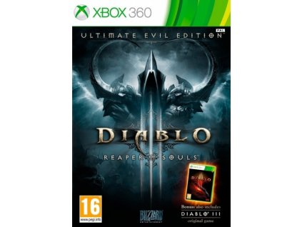 X360 Diablo 3 Reaper of Souls Ultimate Evil Edition