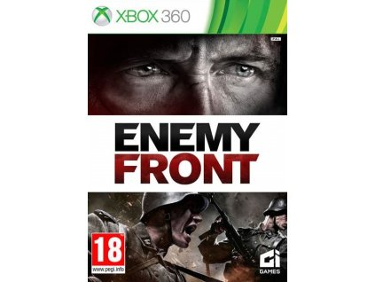 X360 Enemy Front Bonus Edition