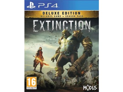extinction deluxe edition ps4 404461