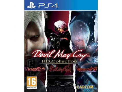 PS4 Devil May Cry HD Collection