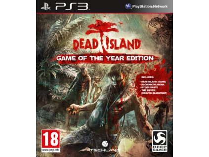 PS3 Dead Island Game of the Year Edition