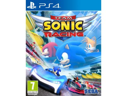 PS4 Team Sonic Racing