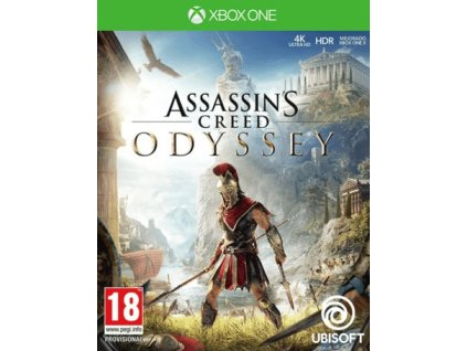 XONE Assassins Creed Odyssey
