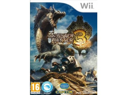 Wii Monster Hunter Tri