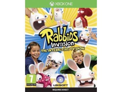 XONE Rabbids Invasion The Interactive TV Show