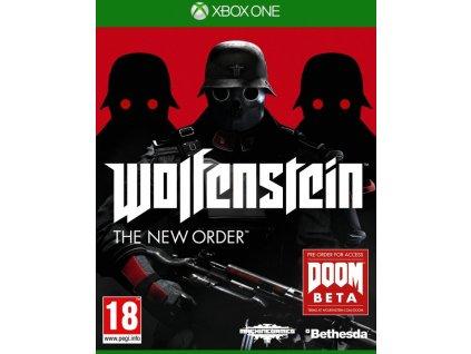 XONE Wolfenstein The New Order