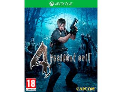 XONE Resident Evil 4