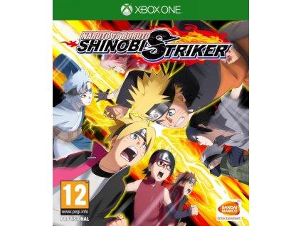 XONE Naruto to Boruto Shinobi Striker Nové