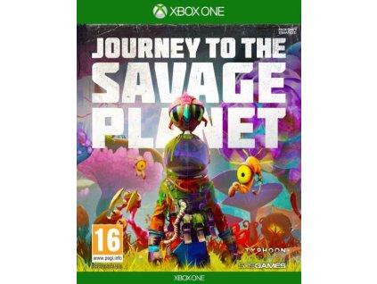 journey to the savage planet xone
