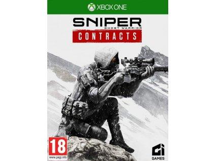 XONE Sniper Ghost Warrior Contracts