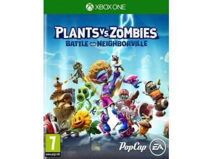 XONE Plants Vs Zombies Battle For Neighborville