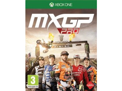 XONE MXGP Pro