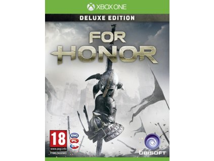 XONE For Honor Deluxe Edition CZ Nové